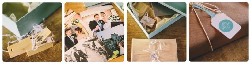 Creative Wedding Duo Gift Box